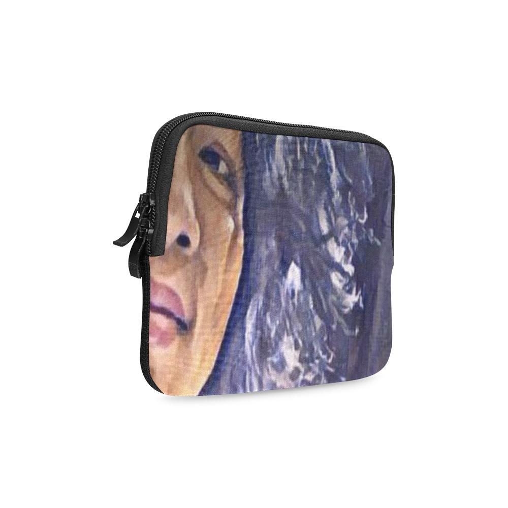 Levi Thang Vintage Face Design K iPad mini Sleeve