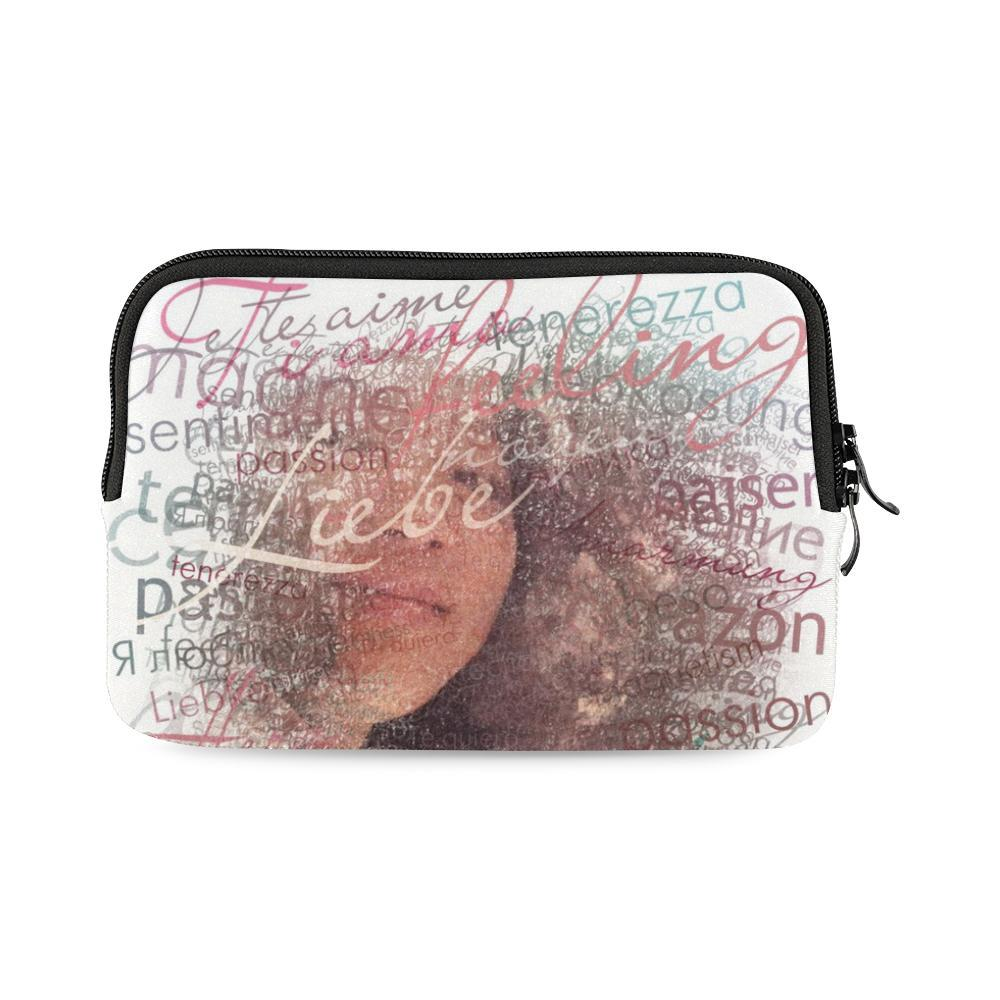 Levi Thang Face Vintage Letters iPad mini Sleeve
