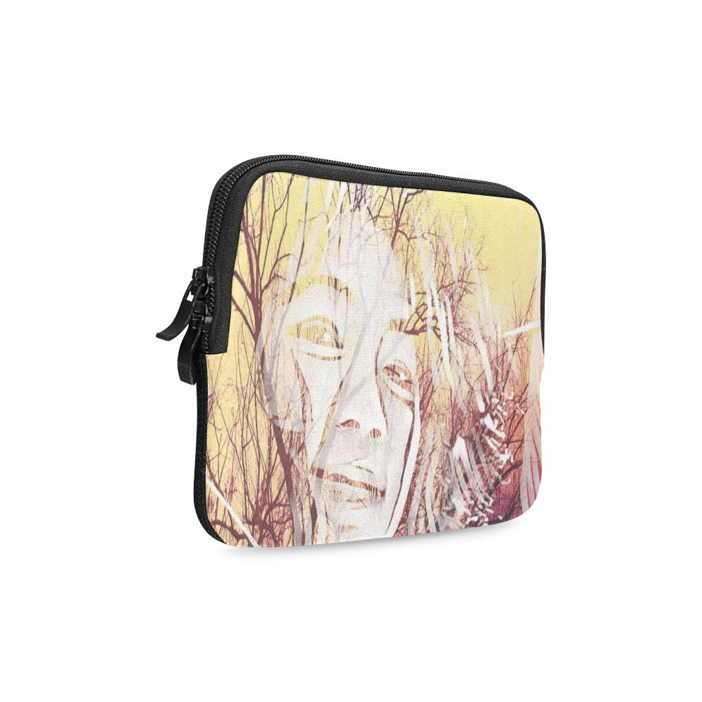 Levi Thang Vintage Face Design S iPad mini Sleeve