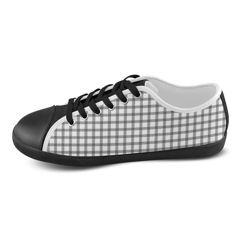 Dreamer Mizo Stripes Fashion Women's Canvas Shoes - I Am A Dreamer