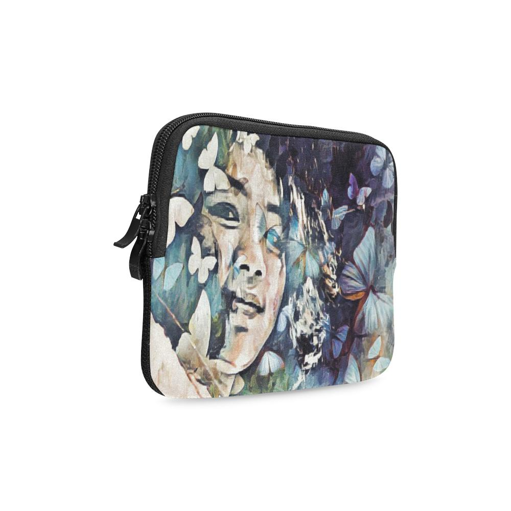 Levi Thang Vintage Face Design P iPad mini Sleeves
