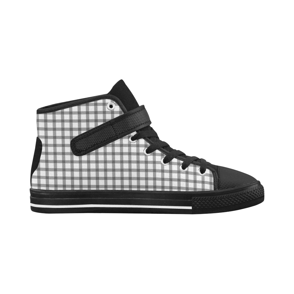 Dreamer Mizo Fashion High Top Black Strap Women's Shoes - I Am A Dreamer