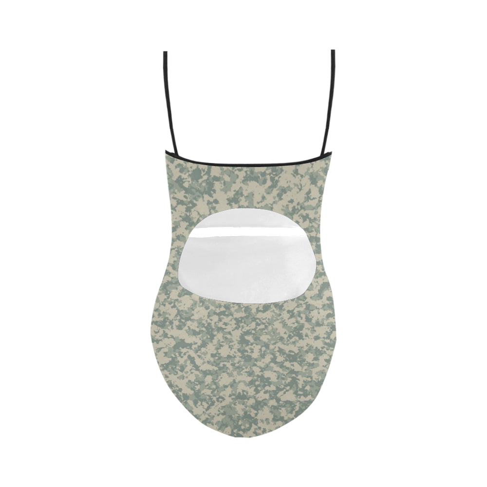 Camouflage Universal Strap Swimsuit