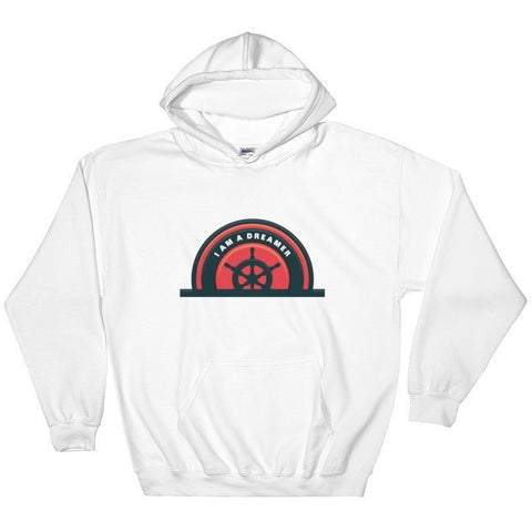 I Am A Dreamer Hooded Sweatshirt