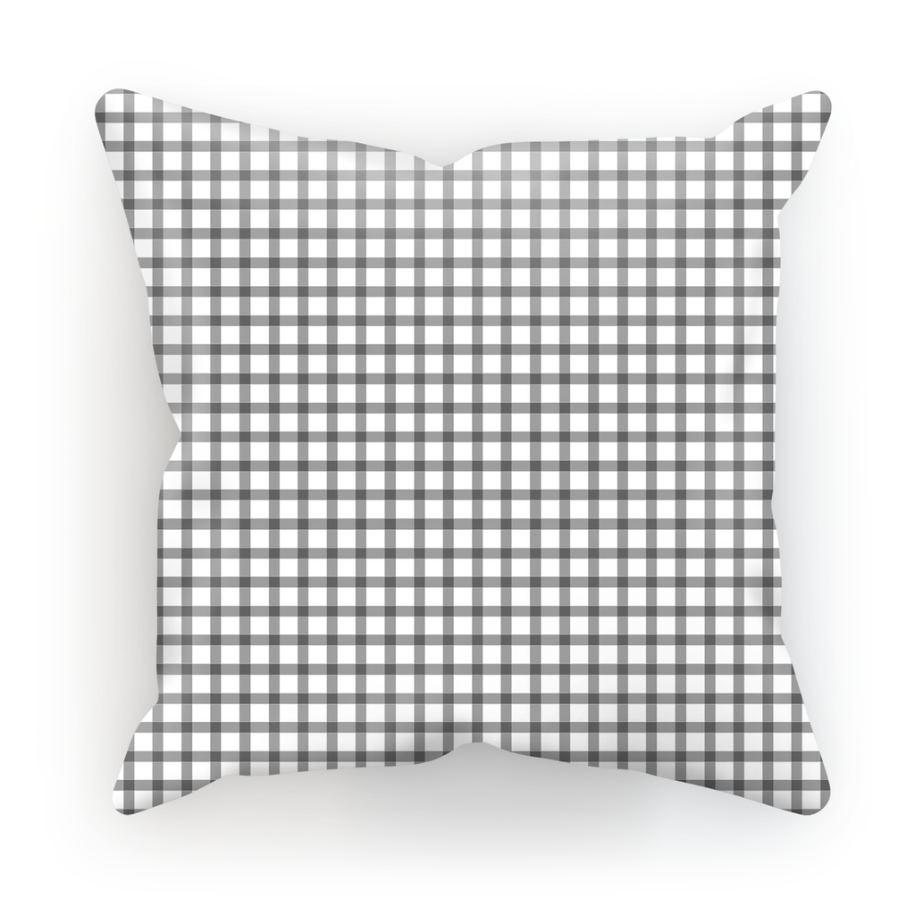 Dreamer Mizo Te Black and White Stripes Throw Pillow - I Am A Dreamer