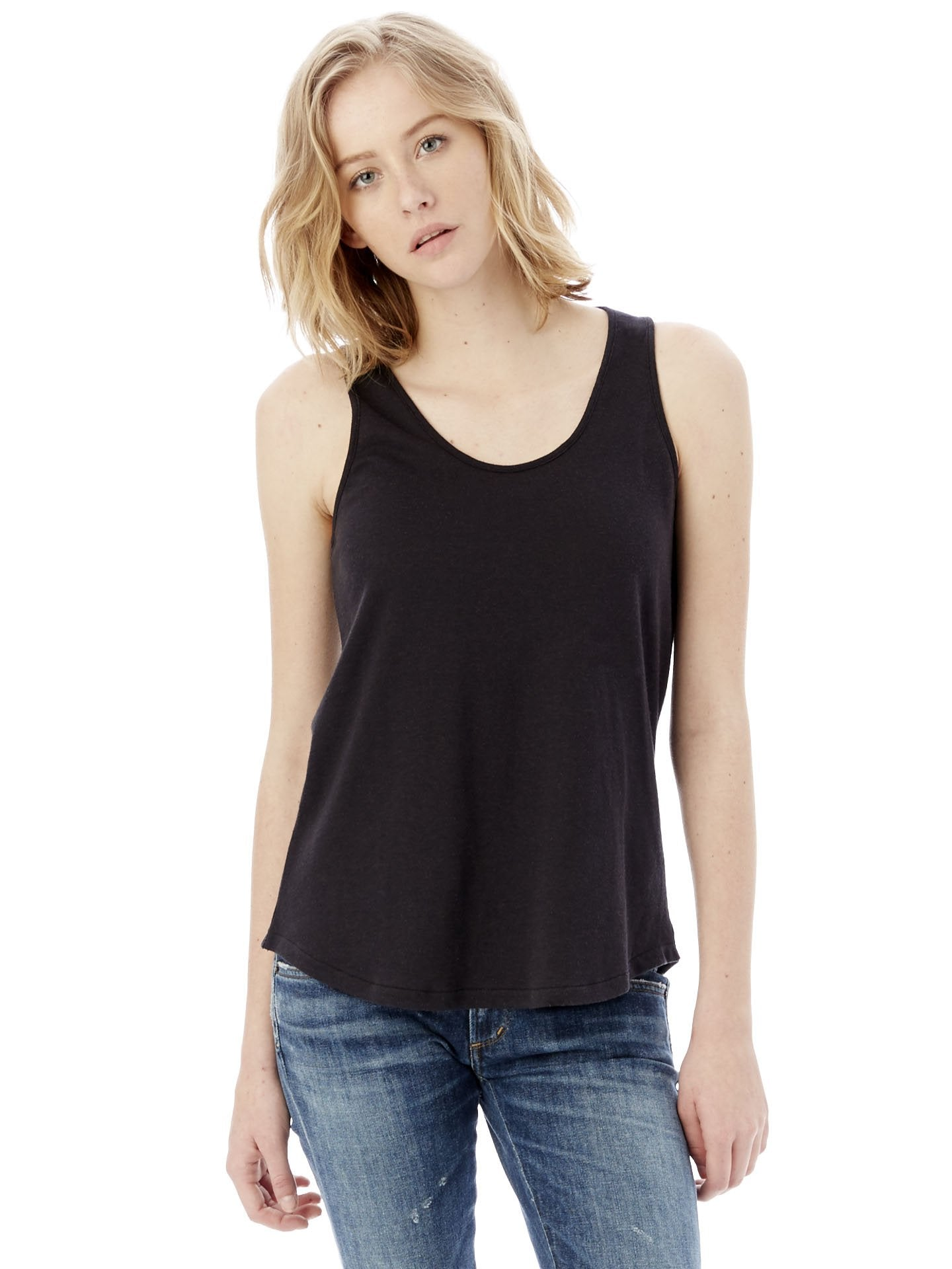 Alternative Apparel - 05054BP - Ladies' Backstage Vintage Jersey Tank
