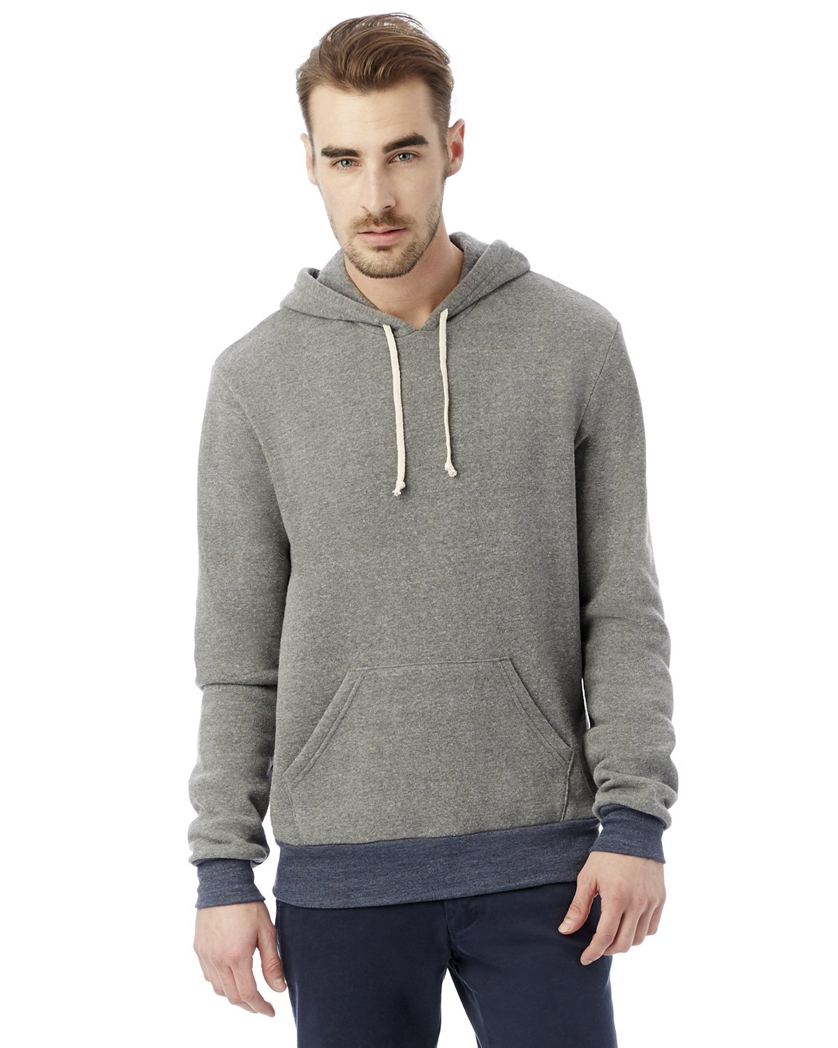 Alternative Apparel - 09595F2 - Men's Challenger Eco-Fleece Hoodie