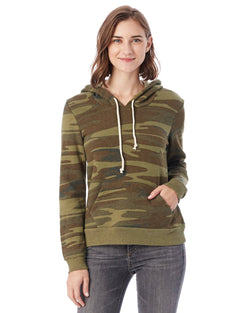 Alternative Apparel - 09596F2 - Ladies' Athletics Eco-Fleece Hoodie