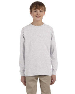 Jerzees - 29BL - Youth 5.6 oz., DRI-POWER® ACTIVE Long-Sleeve T-Shirt