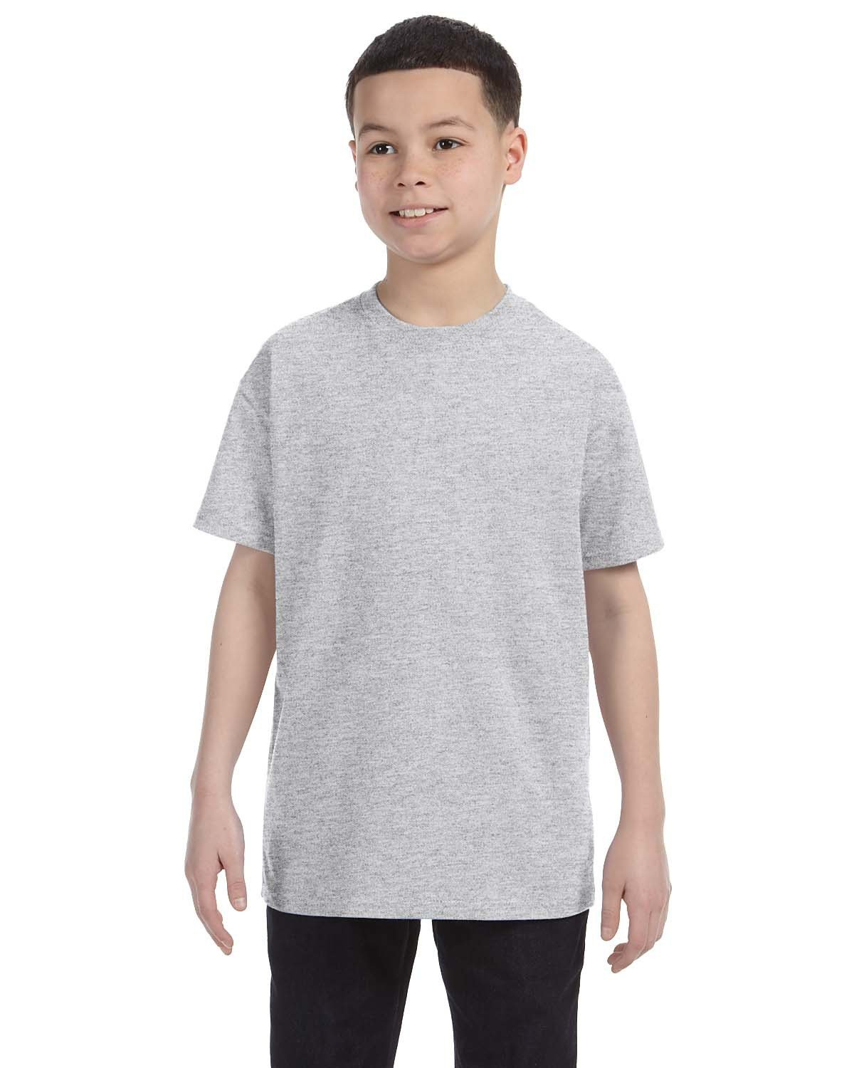 Jerzees - 29B - Youth 5.6 oz., DRI-POWER® ACTIVE T-Shirt