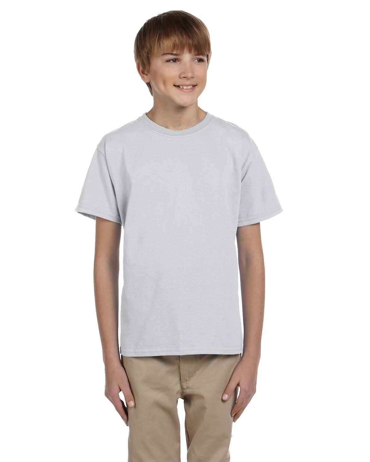Jerzees - 363B - Youth 5 oz. HiDENSI-T® T-Shirt