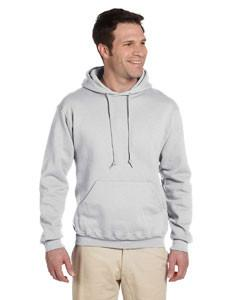 Jerzees - 4997 - Adult 9.5 oz., Super Sweats® NuBlend® Fleece Pullover Hood