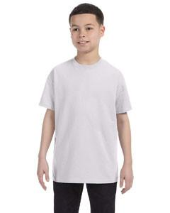 Hanes - 54500 - Youth 6.1 oz. Tagless® T-Shirt