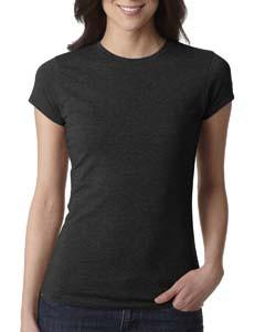 Next Level - 6000L - Ladies' Poly/Cotton T-Shirt
