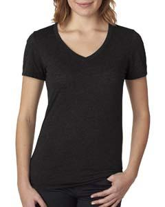 Next Level - 6044 - Ladies' Poly/Cotton V