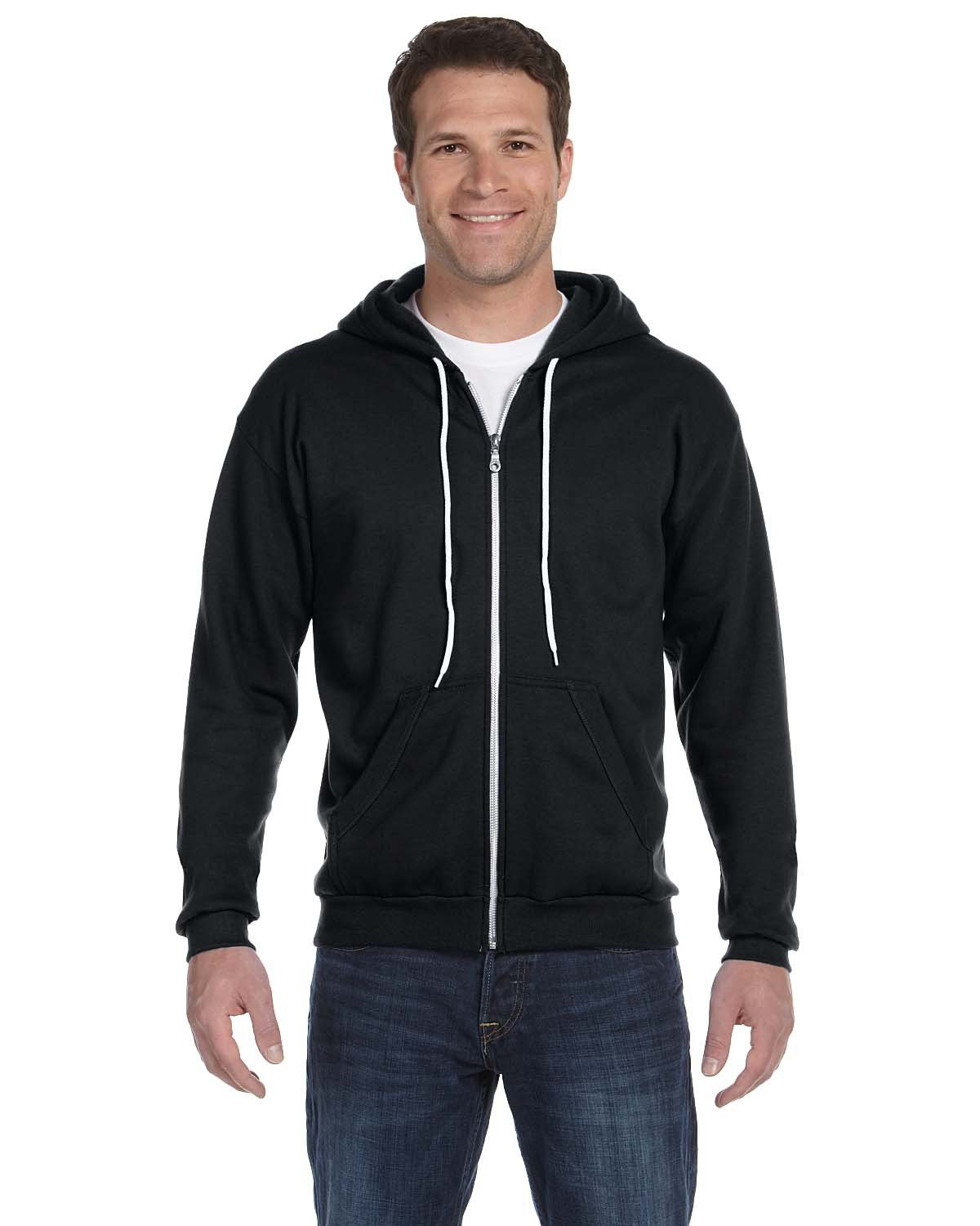 Anvil - 71600 - Full-Zip Hooded Fleece