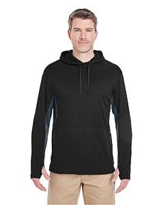 UltraClub - 8231 - Adult Cool & Dry Sport Hooded Pullover