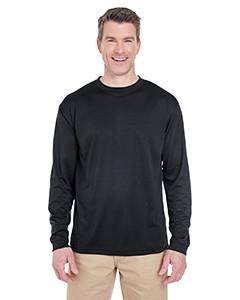 UltraClub - 8401 - Adult Cool & Dry Sport Long-Sleeve T-Shirt