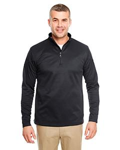 UltraClub - 8440 - Adult Cool & Dry Sport Quarter-Zip Pullover Fleece
