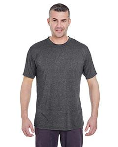 UltraClub - 8619 - Men's Cool & Dry Heathered Performance T-Shirt