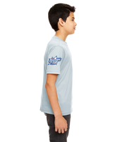 UltraClub Men's Cool & Dry Basic Performance T-Shirt