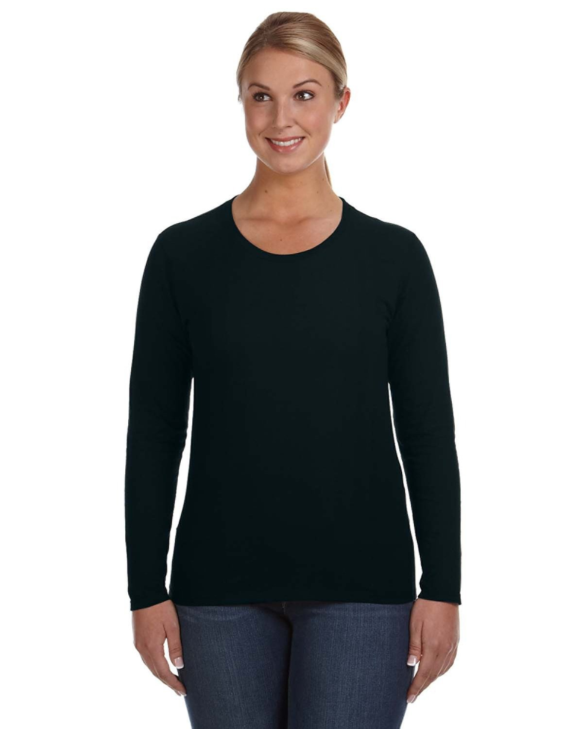 Anvil - 884L - Ladies' Lightweight Long-Sleeve T-Shirt