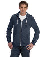 Alternative Apparel - AA9590 - Men's Rocky Eco-Fleece Solid Zip Hoodie