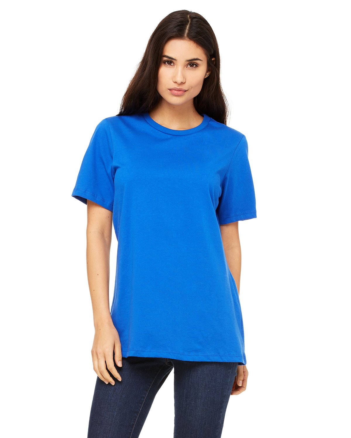 Bella + Canvas - B6400 - Ladies' Relaxed Jersey Short-Sleeve T-Shirt