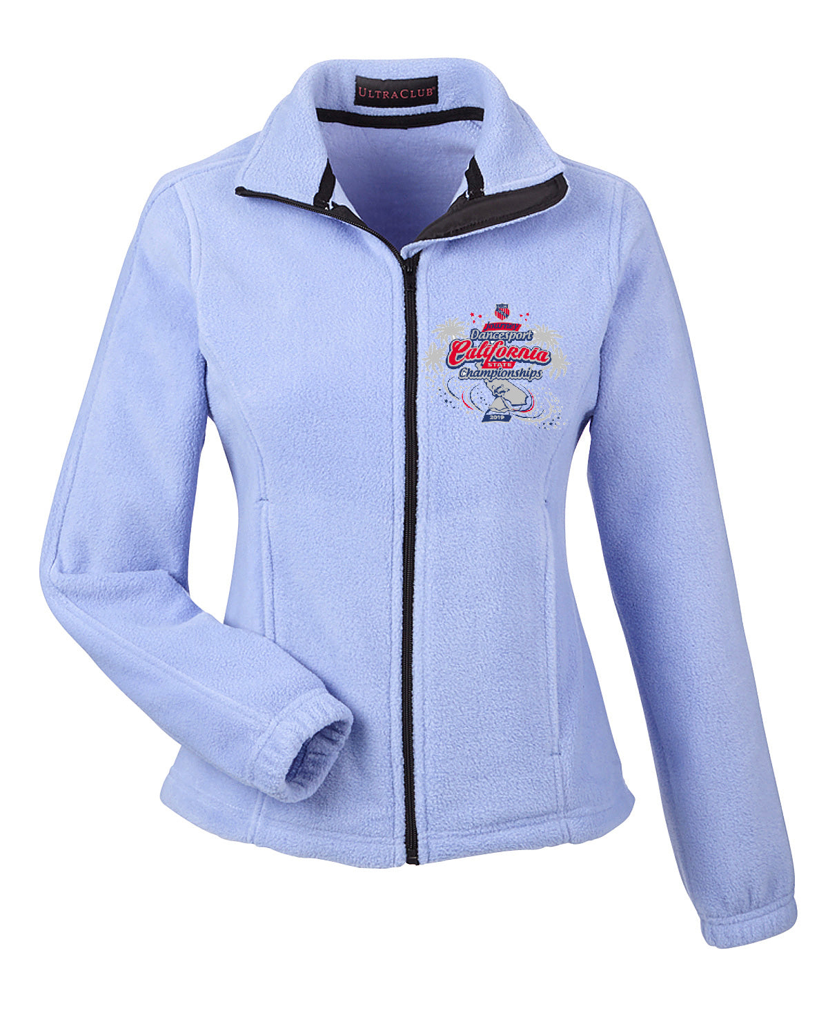 Dancesport Fleece Full-Zip Jacket