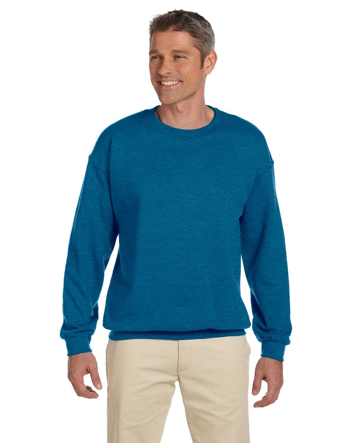 Gildan - G180 - Adult Heavy Blend™  8 oz., 50/50 Fleece Crew