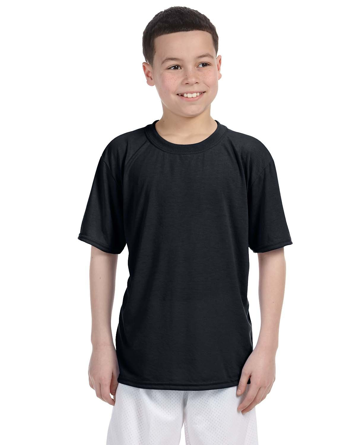Gildan - G420B - Youth Performance® 5 oz. T-Shirt