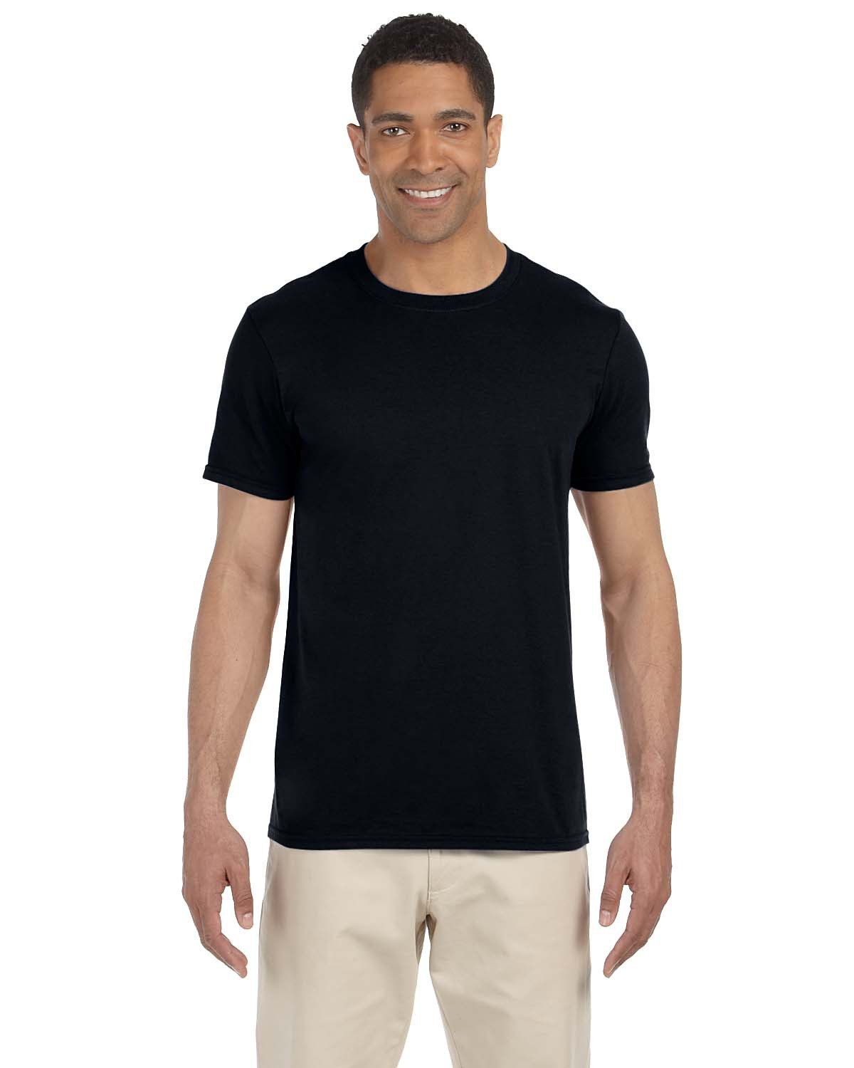 Gildan - G640 - Adult Softstyle®  4.5 oz. T-Shirt