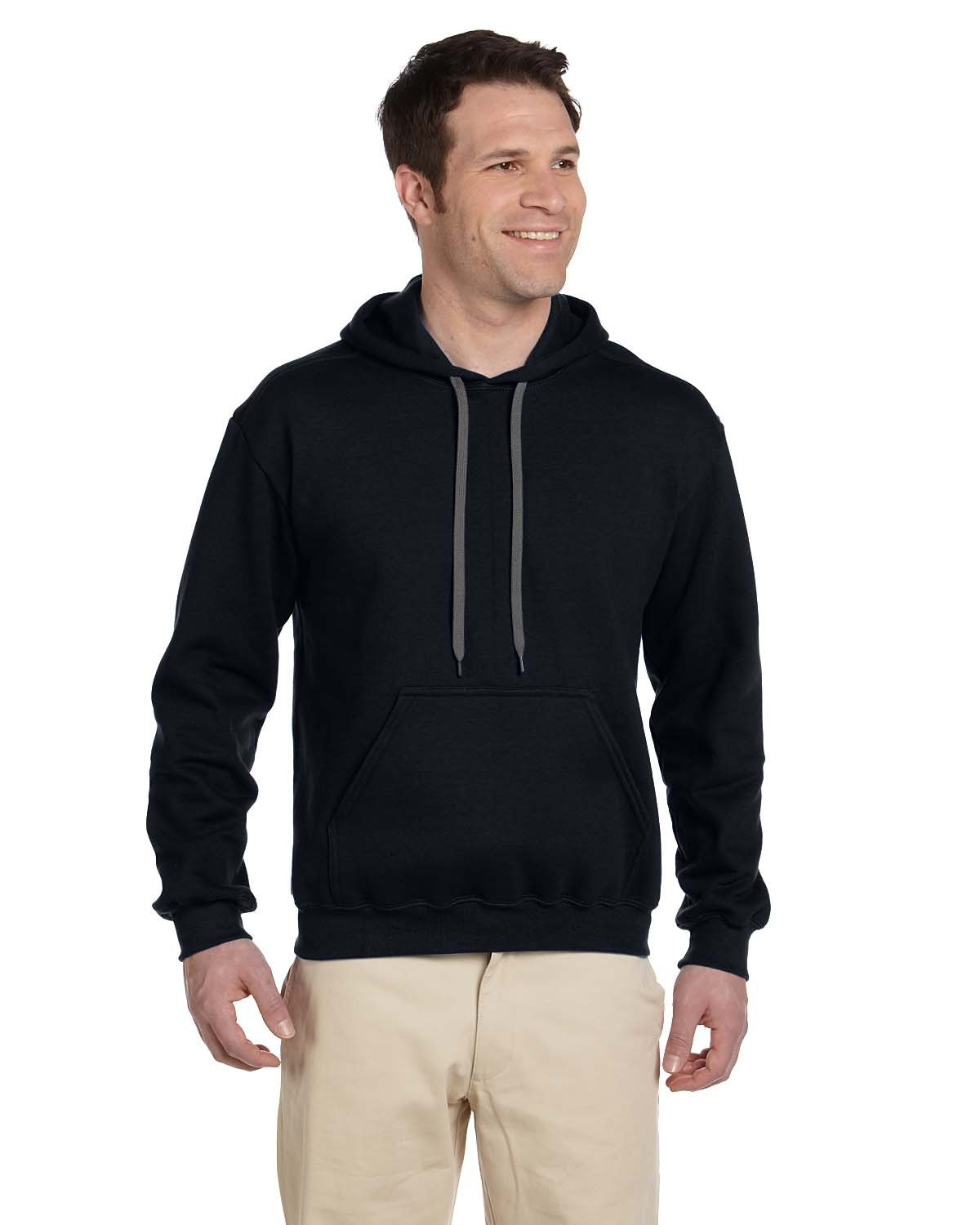 Gildan - G925 - Adult Premium Cotton® 9 oz. Ringspun Hooded Sweatshirt