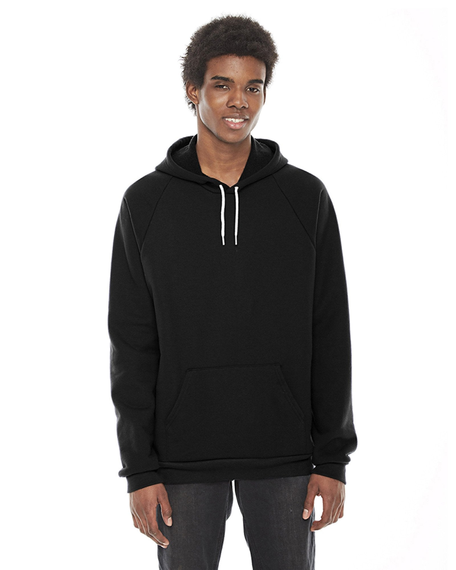 American Apparel - HVT495 - Unisex Classic Pullover Hoodie
