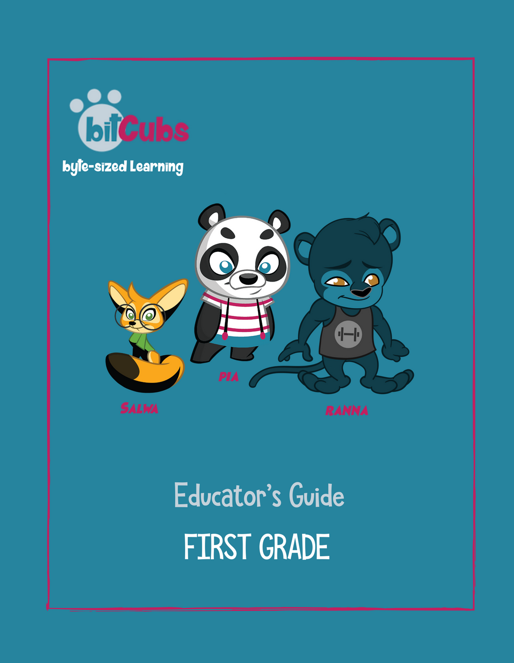 First Grade Curriculum - Digital Download