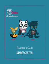 Kindergarten Curriculum - Digital Download