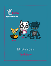Third Grade Curriculum - Digital Download