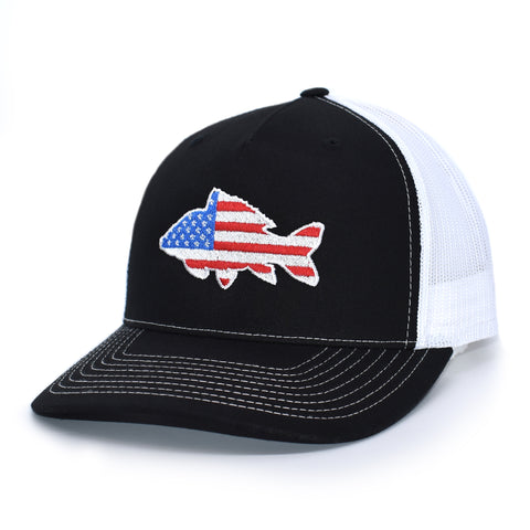 American Flag Carp Hat - Bucks of America