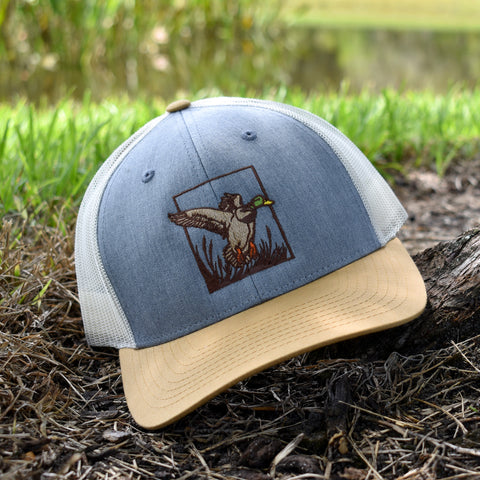 Image of Duck Hunter Hat - Bucks of America