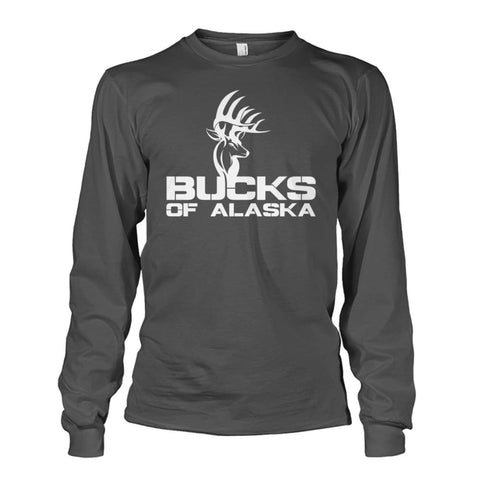 Image of Bucks of Alaska  Unisex Long Sleeve - Bucks of America