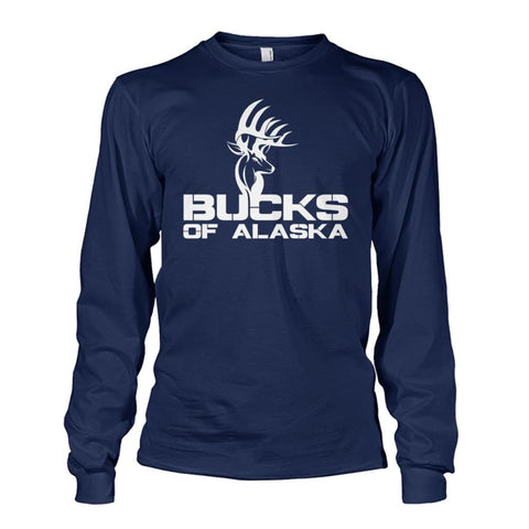 Bucks of Alaska  Unisex Long Sleeve - Bucks of America