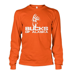Bucks of Alaska  Unisex Long Sleeve