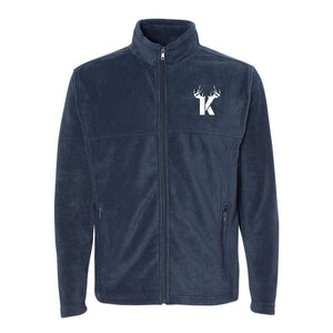 Bucks of Kentucky Fleece Zipup Jacket