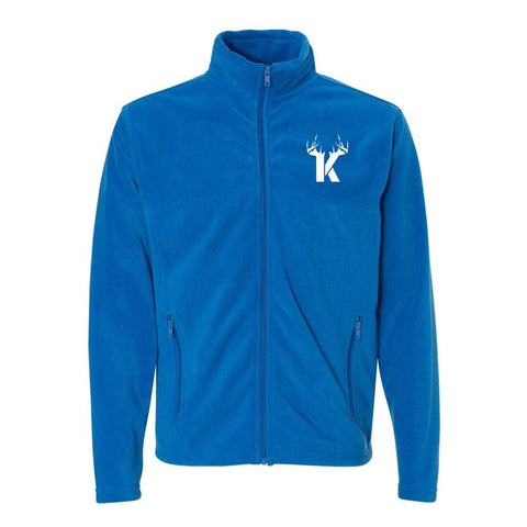 Image of Bucks of Kentucky Fleece Zipup Jacket - Bucks of America
