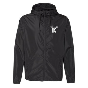 Bucks of Kentucky Light Windbreaker