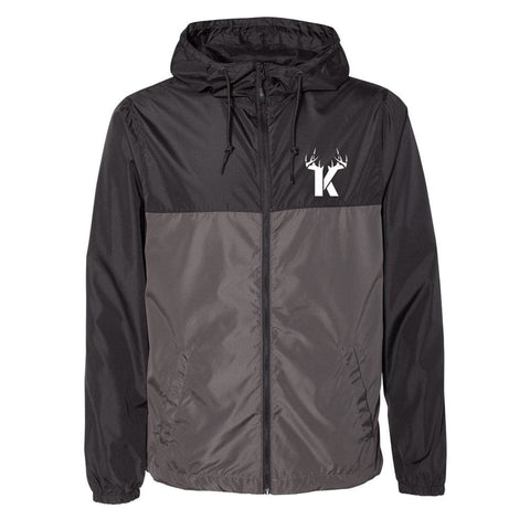 Image of Bucks of Kentucky Light Windbreaker - Bucks of America