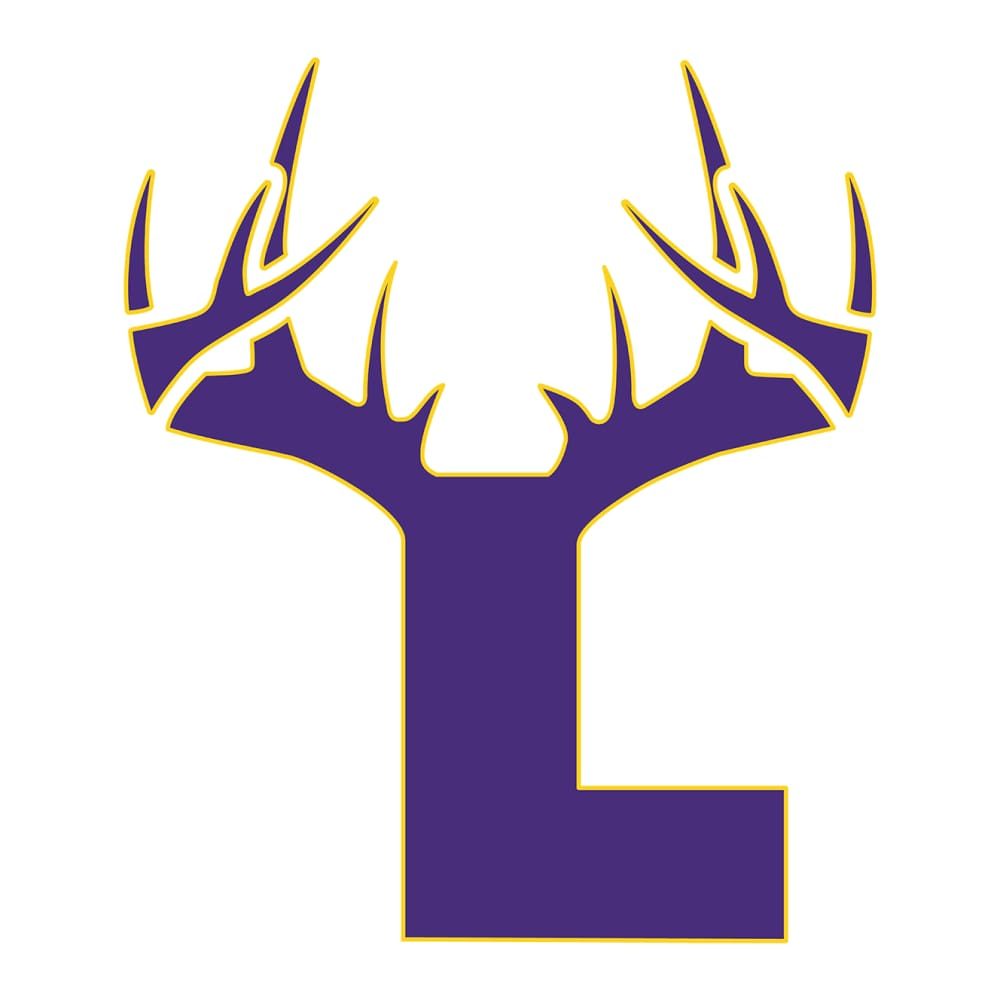 Bucks of Louisiana Decal - Purple & Yellow - Bucks of America
