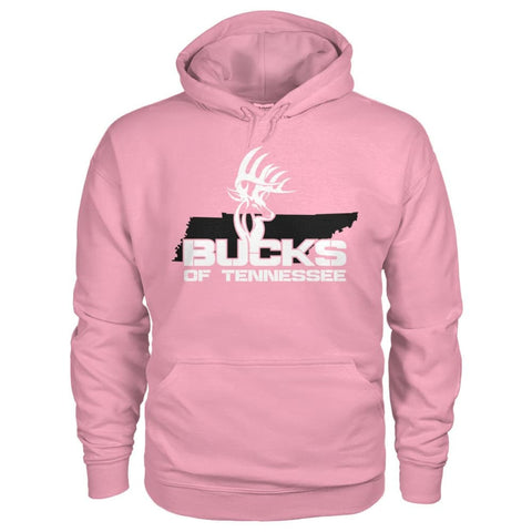 Image of Bucks of Tennessee Logo Gildan Hoodie - Bucks of America