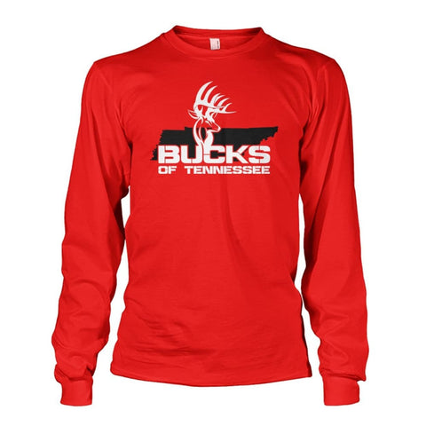 Bucks of Tennessee Logo Unisex Long Sleeve - Bucks of America