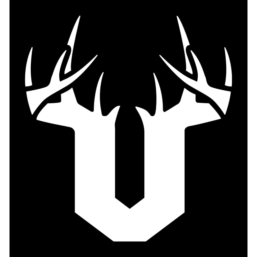 Bucks of Vermont Decal - White - Bucks of America